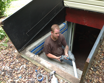 hatchway repairs - Attack A Crack™
