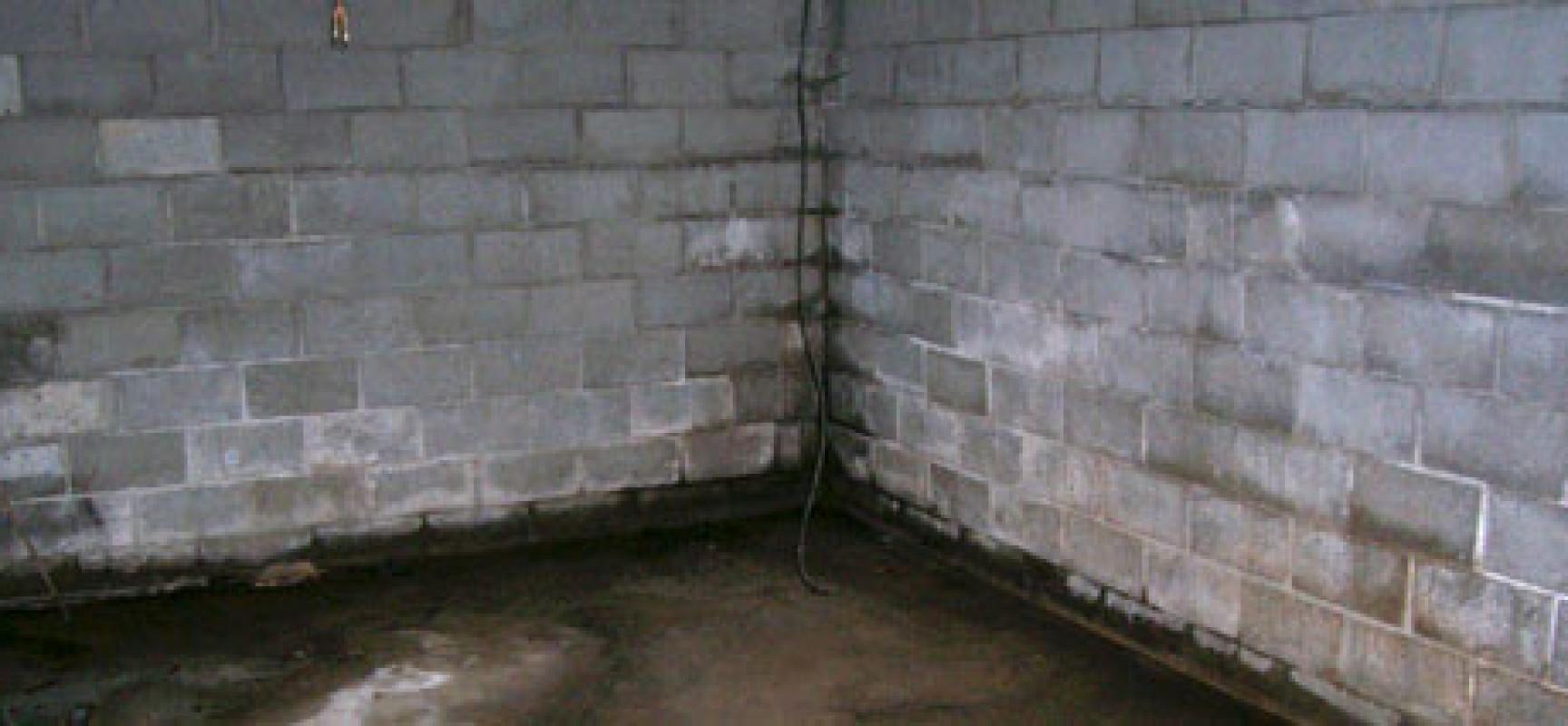Wet Basement - Attack A Crack™