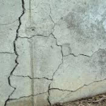 concrete cracks from pyrrhotite-1 - Attack A Crack Foundation Repair