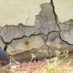 concrete cracks from pyrrhotite-3 - Attack A Crack Foundation Repair