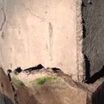 concrete cracks from pyrrhotite-4 - Attack A Crack Foundation Repair