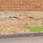 concrete cracks from pyrrhotite-6 - Attack A Crack Foundation Repair