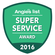 Angie's List Super Service Award 2016 - attackacrack.com