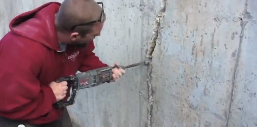 Crack Preparation and Cleaning - Attack A Crack