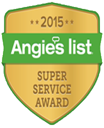Angie's List Super Service Award 2015 - Attack A Crack Foundation Repair